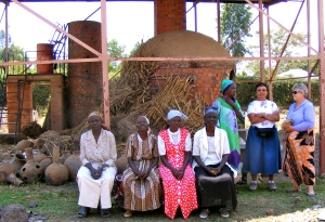Oriang Pottery Women's Group